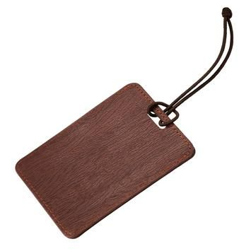 PU Leather Luggage Tag Pack of 50 Promotional Products Bulk Custom w//Your LOGO
